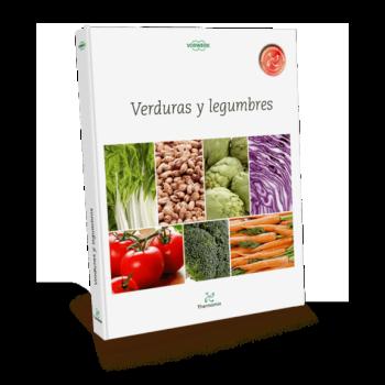 Libro de Cocina - Verduras y Legumbres