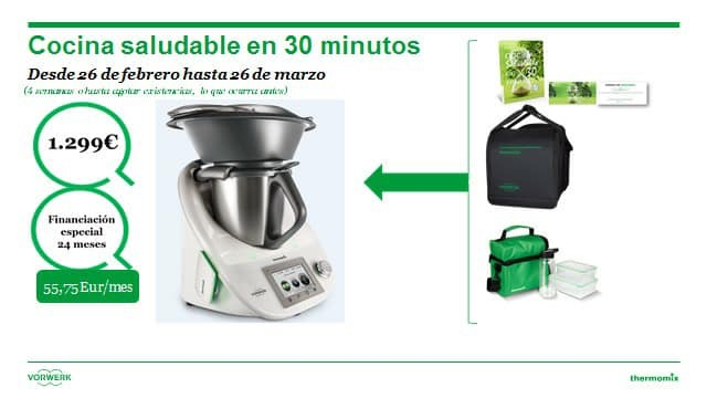 thermomix cocina saludable en 30 minutos 0 inter s