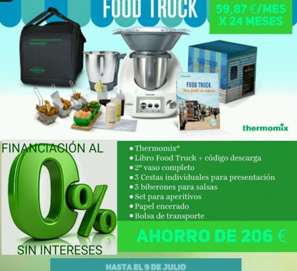Nueva edición FOOD TRUCK