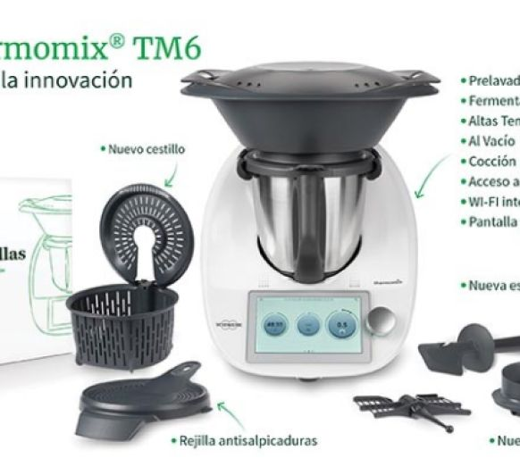 Thermomix® TM6 ON LINE
