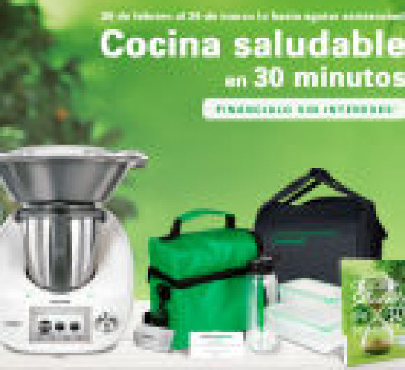 Blog de silvia huertas heredia blogs de thermomix en for Cocina saludable en 30 minutos thermomix