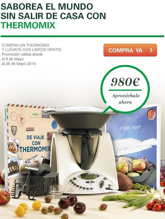 Promoción actual Thermomix® Granada
