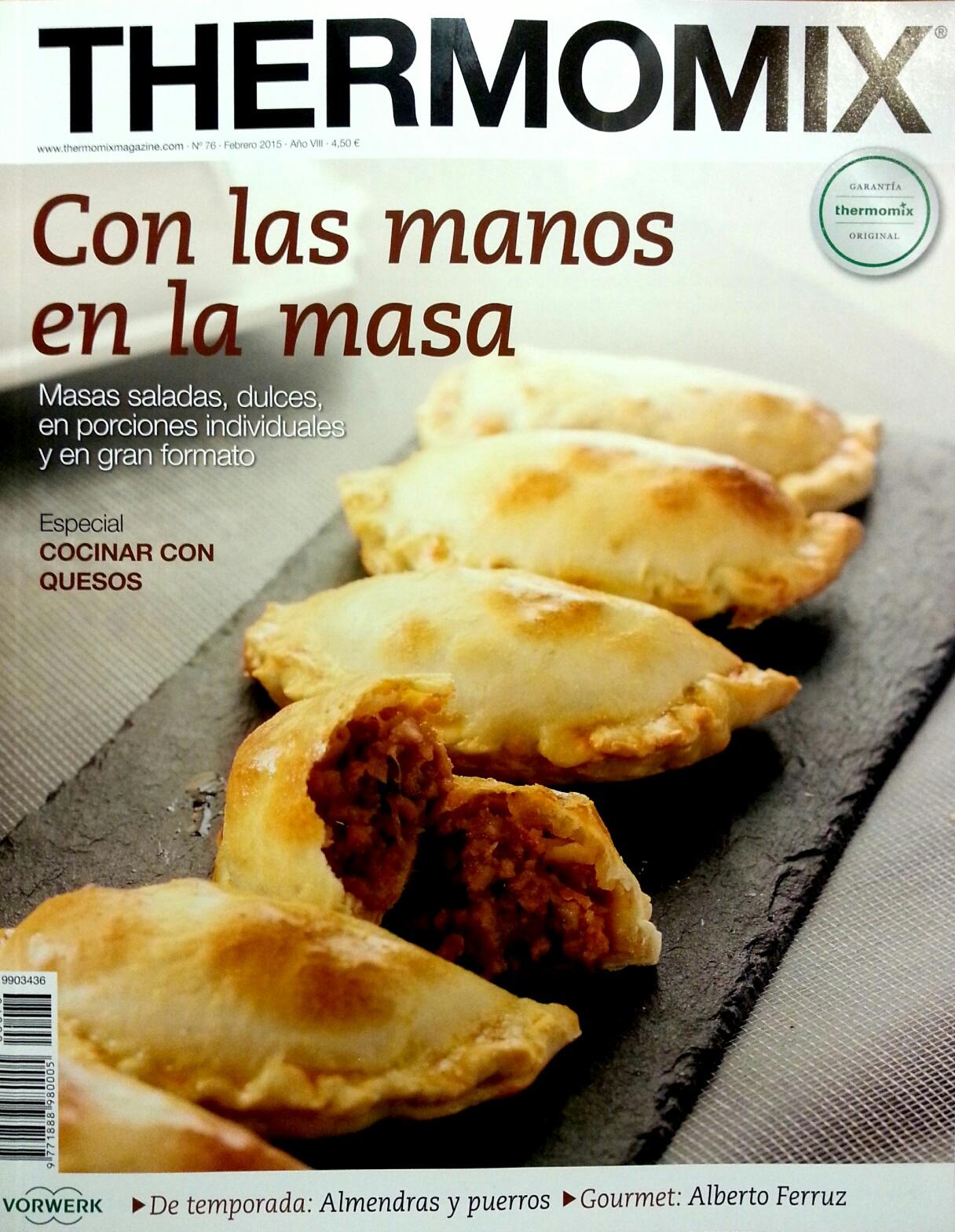 Revista Thermomix® nº de Febrero 2015