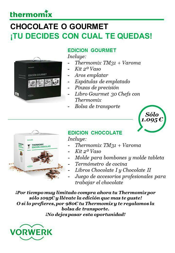 Nueva promocion con Thermomix®