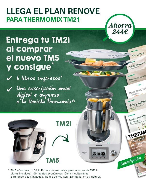 PLAN RENOVE Thermomix® TM21