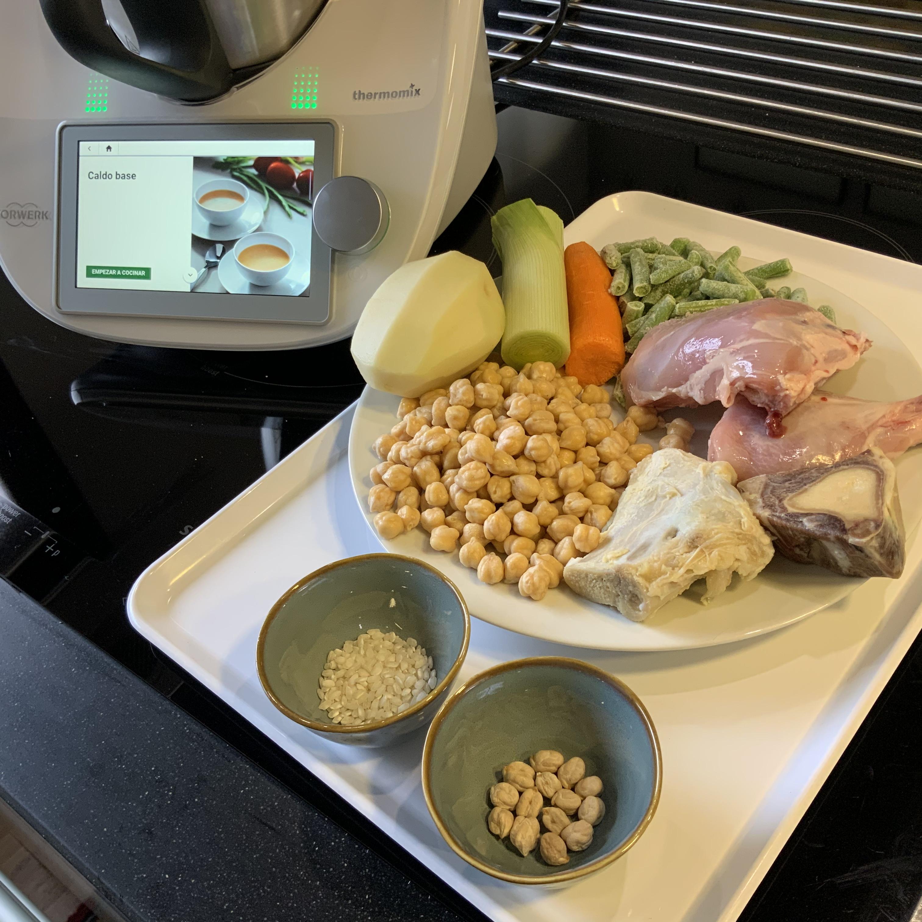 horario del programa platos de cuchara