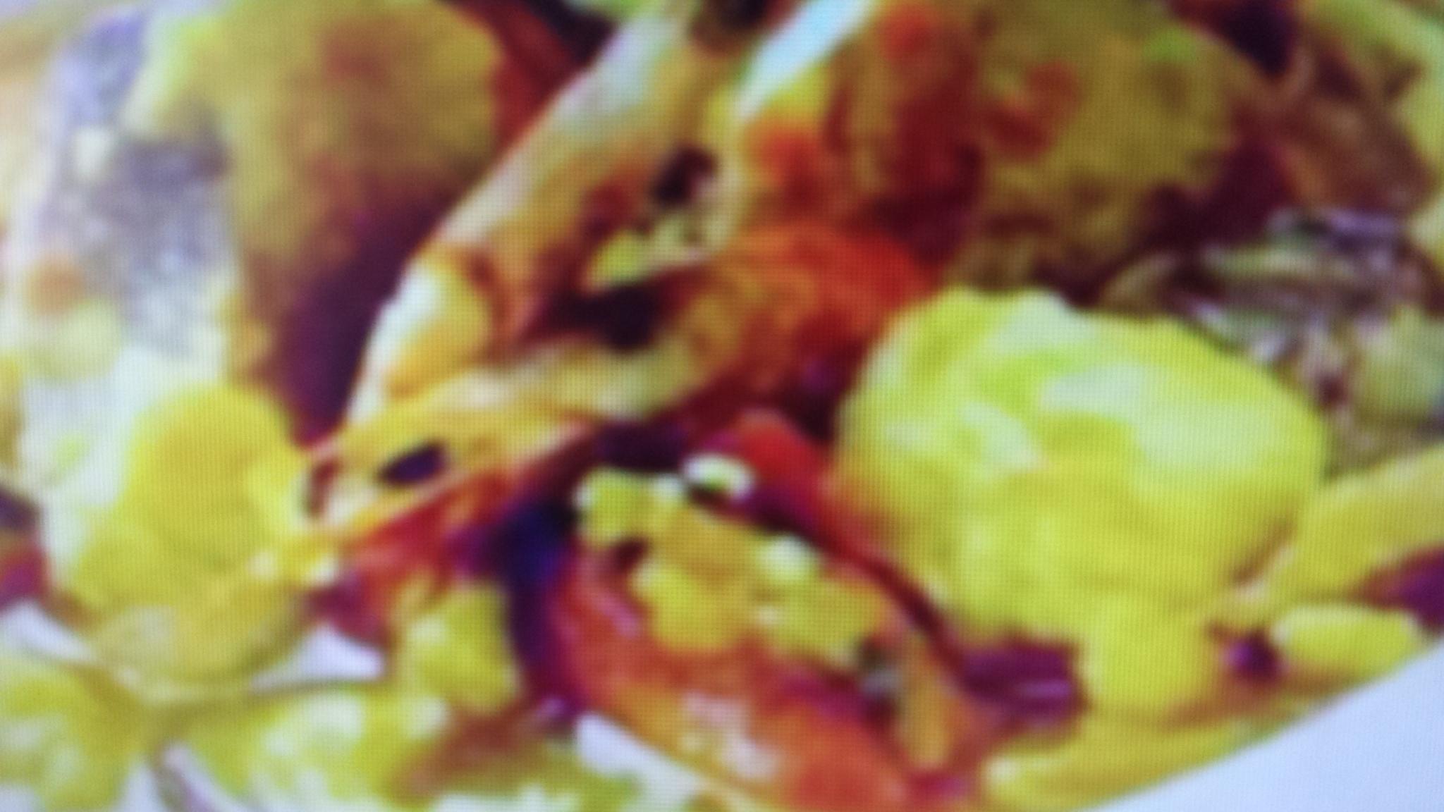 Zarzuela de marisco con Thermomix®