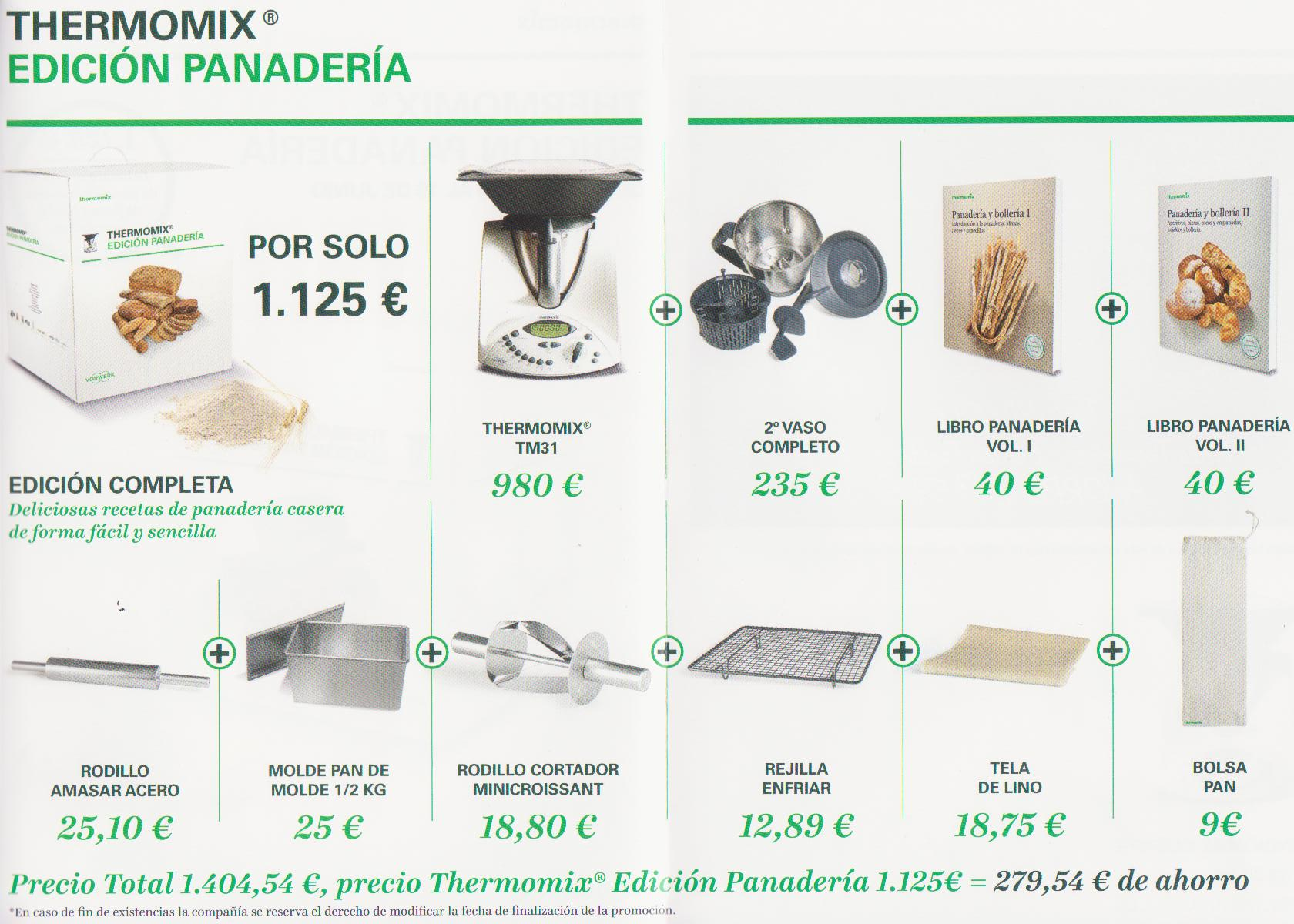 Compra Thermomix® en Granada