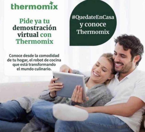 Thermomix® ON LINE: PEDIDO Y ENTREGA