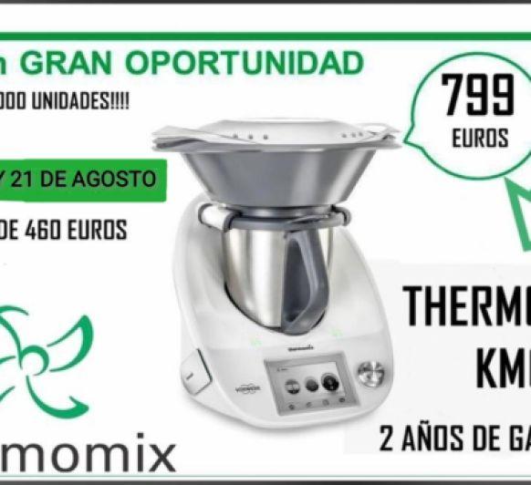 PROMOCIÓN Thermomix® TM5 ESTRENADO 799€
