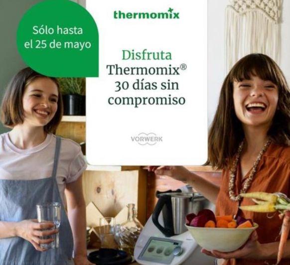 Thermomix® CON 30 DÍAS PRUEBA HASTA EL LUNES