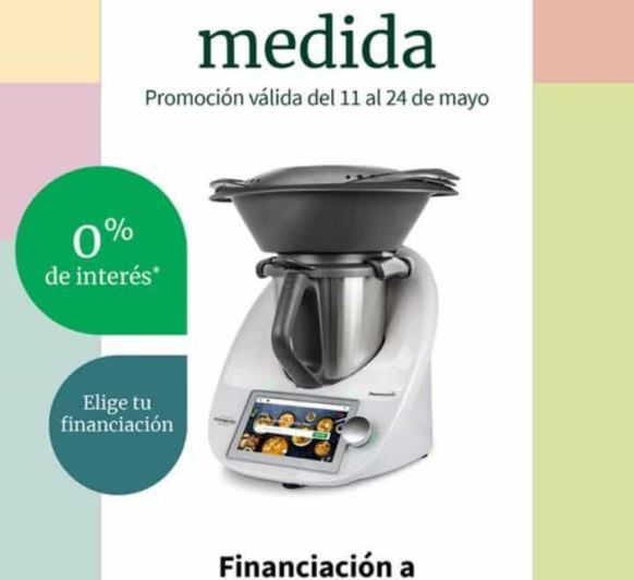 Thermomix® ️ TM6 SIN INTERES