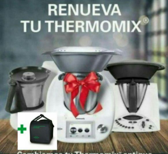 ¿QUIERES UN Thermomix® TM5 SIN PAGAR?