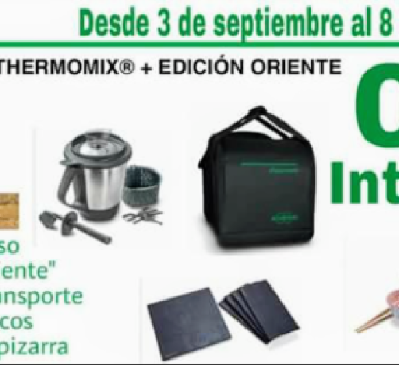 TU Thermomix® SIN INTERESES DE FINANCIACION!!!!!