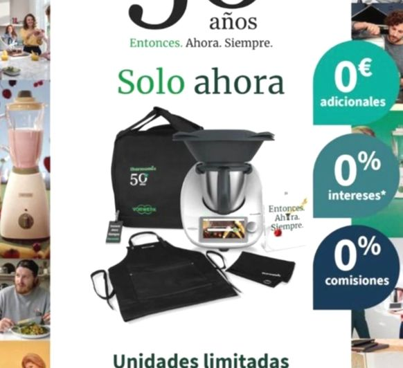 Thermomix® 50 AÑOS