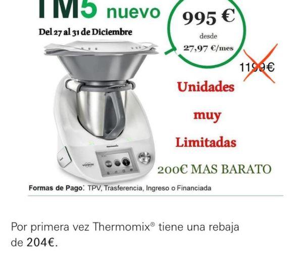 REBAJAS DE Thermomix®