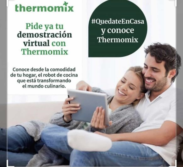 REGALA Thermomix® TM6 EN MARZO SIN INTERESES