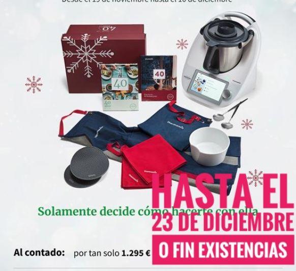 REGALA Thermomix® estas Navidades y Reyes
