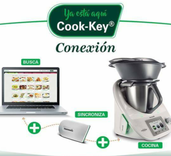 Cook-key