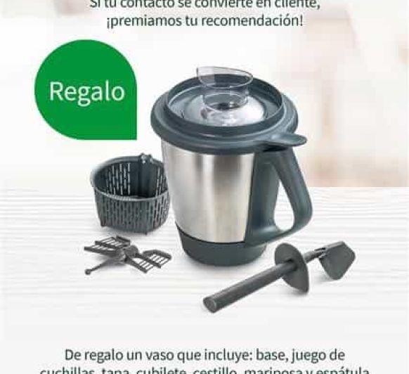 Vaso de Thermomix® ️ Tm5 gratis