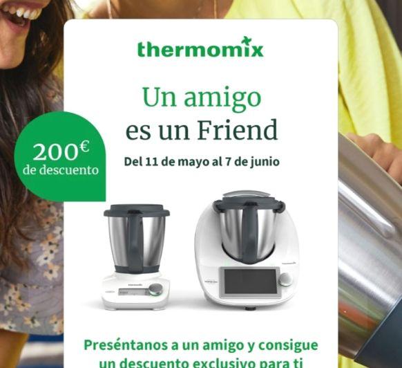 Thermomix® FRIEND EL ALIADO PERFECTO DE TU Thermomix®
