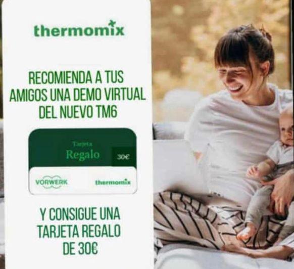 PRUEBA EL Thermomix® 30 DÍAS