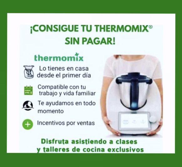 Thermomix® TM6 SIN PAGAR O COMPRA SIN INTERESES