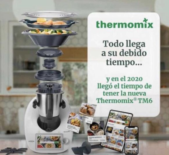REBAJAS 40 ANIVERSARIO Thermomix® !!!!!