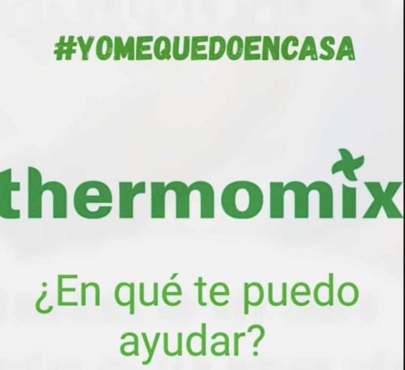 Thermomix® #YOMEQUEDOENCASA