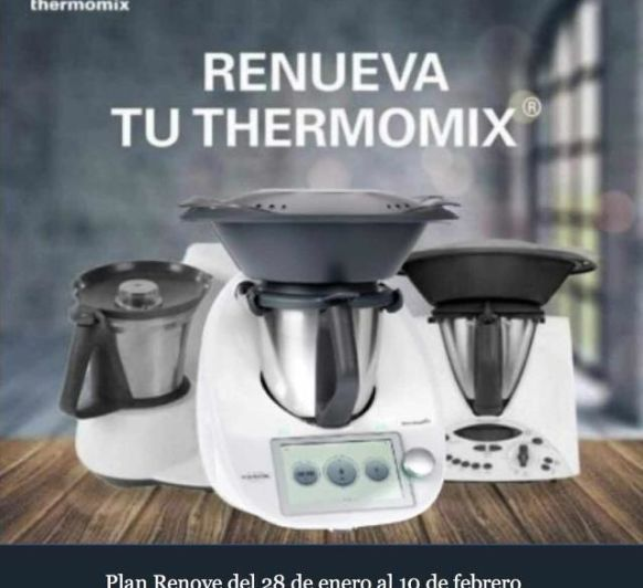 PLAN RENOVE Thermomix® 2.020