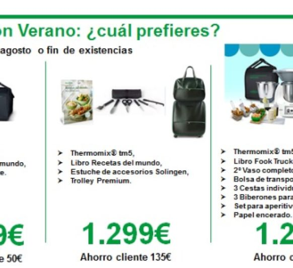 Thermomix® CON DOBLE VASO POR 1.299€!!!