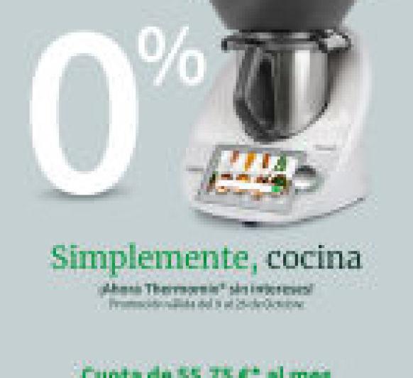 Buena oportunidad para hacerte con tu Thermomix®