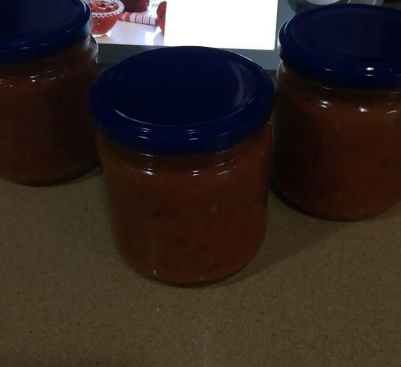 Salsa de tomate estilo Napolitano