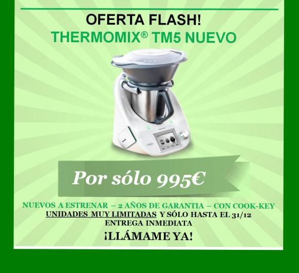 OFERTA EXPRES Thermomix® TM5 NUEVOS