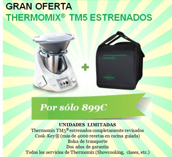 Thermomix® a 899€