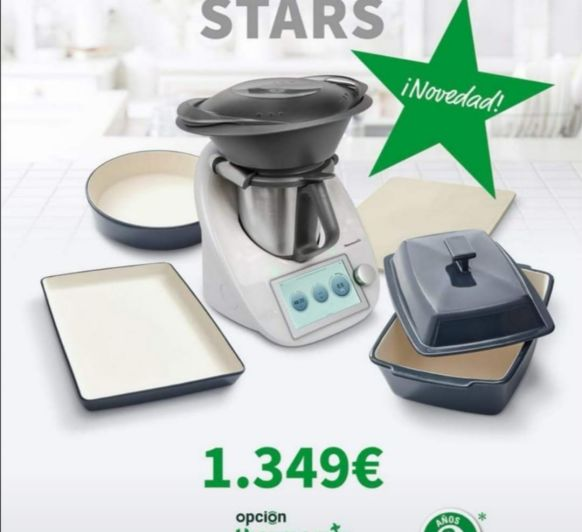 Thermomix® TM6 EDICIÓN ROCK STARS