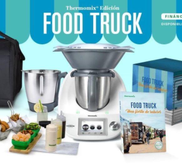 EDICIÓN FOOD TRUCK Thermomix® HASTA EL LUNES 23!!!!