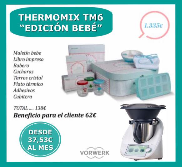 Thermomix® TM6 EDICIÓN BEBÉ