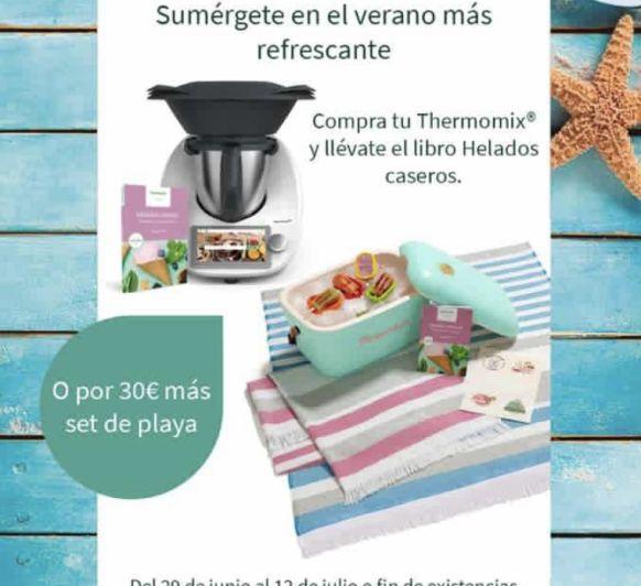 EDICIÓN VERANO Thermomix® TM6 HASTA EL LUNES!