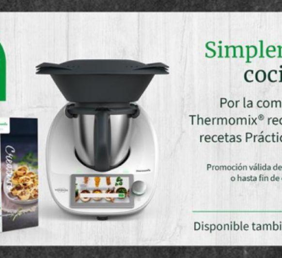 Últimos 4 días !!!! Thermomix® ️ + libro exclusivo