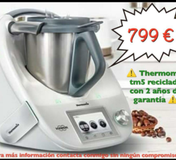 Thermomix® TM5 POR 799 !!!!