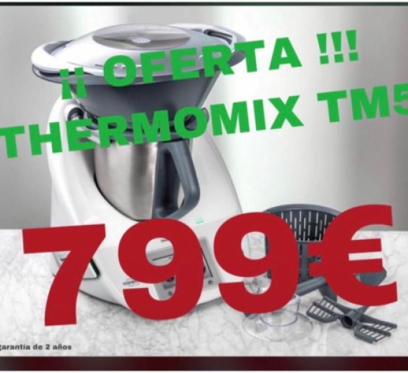 Thermomix® a 799€, solo hoy!!!!!
