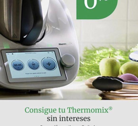 Thermomix® TM6 SIN INTERESES EN GRANADA