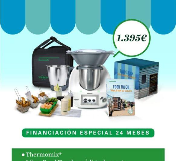 Thermomix® Edición FOOD TRUCK SIN INTERESES - ÚLTIMOS Días... Hasta el 23 de Julio!!!