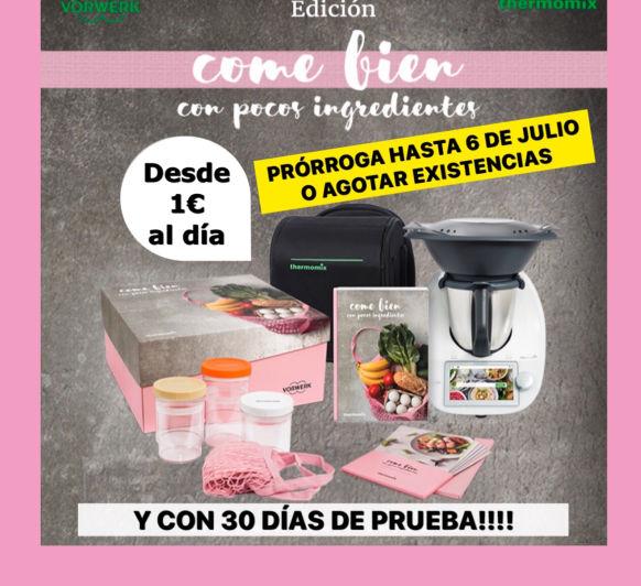 EDICIÓN Thermomix® TM6 CON 30 DÍAS DE PRUEBA