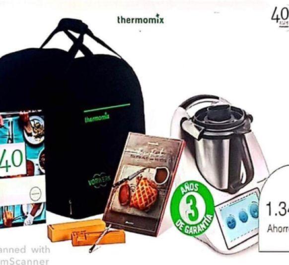 Edición 40 aniversario Thermomix®