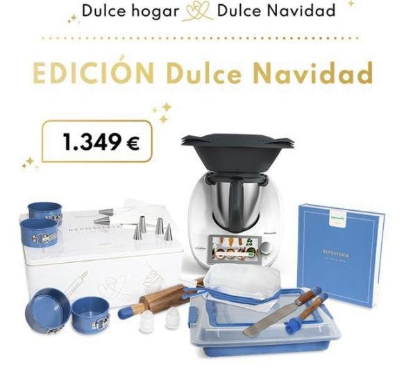 ANTICIPA TU REGALO DE NAVIDAD. TM6 DULCE NAVIDAD