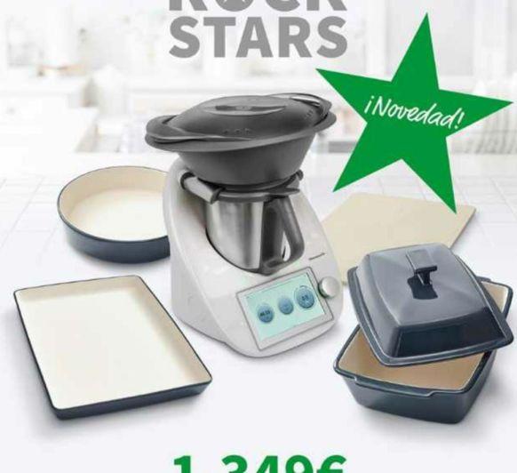 Thermomix® ️ POR SOLO 32€!!!!!!