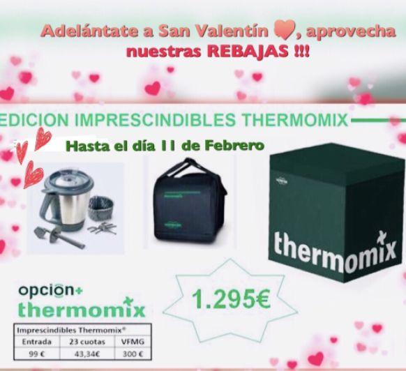 Thermomix® se adelanta a San Valentín!!!!!