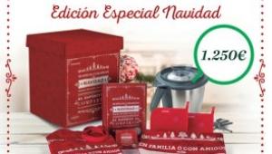 Irresistible. Regala Thermomix® TM5 ¡¡¡EDICIÓN ESPECIAL DE NAVIDAD!!!